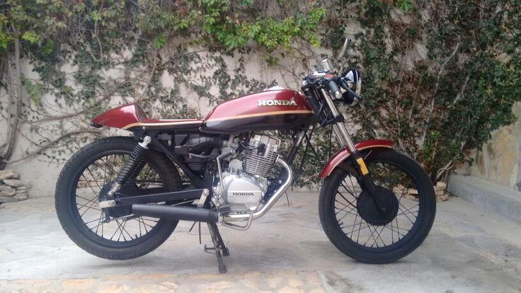 Honda Tool 125