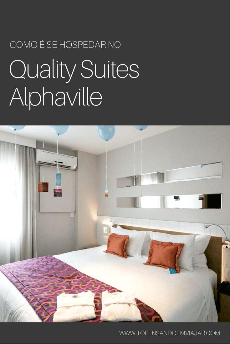 Que tal dar uma fugidinha de São Paulo pra aproveitar um final de semana em uma ótima opção de hospedagem em Alphaville?!