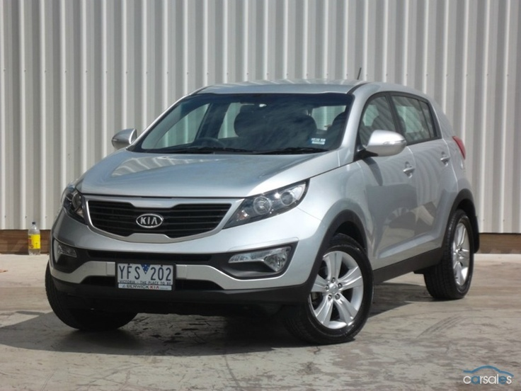 2011 Kia Sportage SL Si Sports Automatic (With images