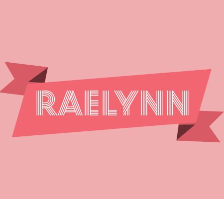 RAELYNN ~ Baby Name Trend Predictions for 2014: What's New, Unique & Rising | Disney Baby