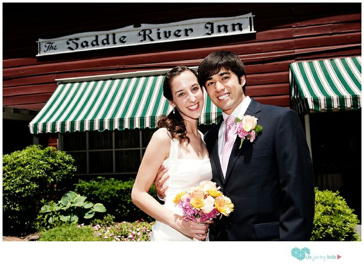 rustic venue in bergen county saddle river inn photo by