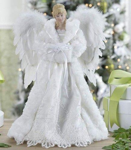 Beautiful Angel Tree Topper