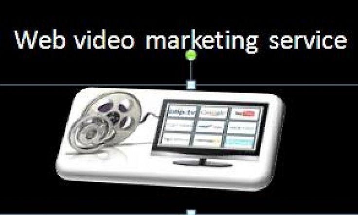 Web video marketing service.