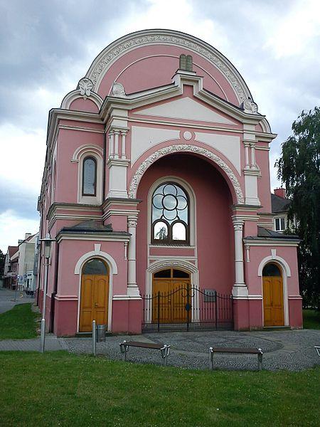 Uherské Hradiště synagogue