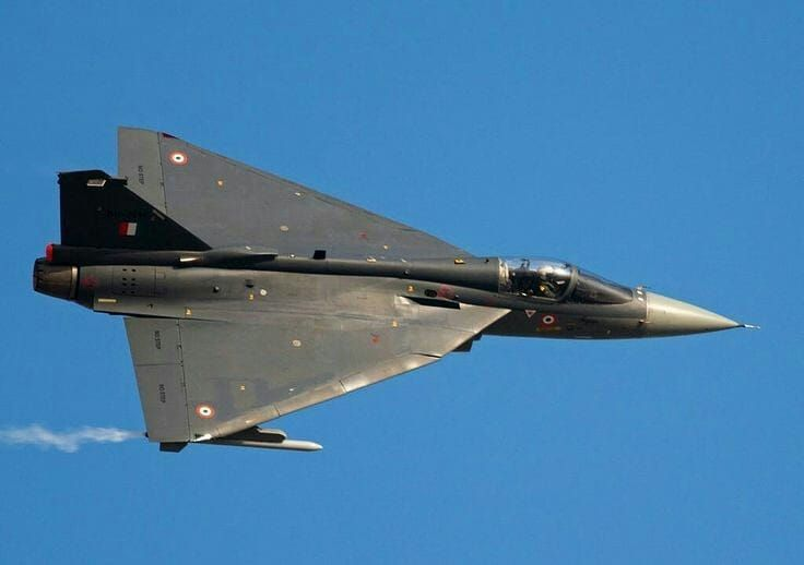 The Hal Tejas Is An Indian Single Seat Single Jet Engine Multirole Light Fighter Designed By The Aeronautical Developme Fighter Fighter Aircraft Fighter Jets