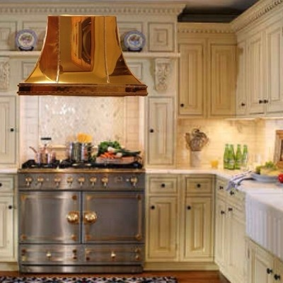 12 Best Images About Kitchen Brass Hoods On Pinterest