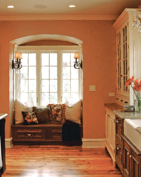 Cheap Love Love Terra Cotta With Earth Tone Kitchen Paint Colors