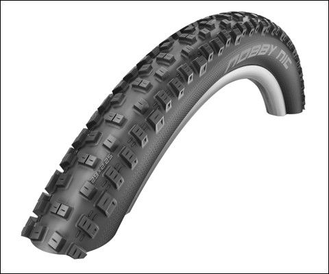 Schwalbe Nobby Nic EVO Snakeskin Tubeless Easy 26'' Folding Tire
