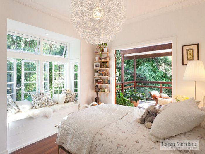 Bedroom potential for a Queenslander