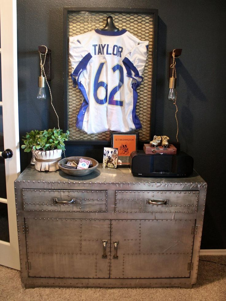 17 best framed sports memorabilia images on pinterest homes framed jersey and do it yourself dresser solutioingenieria Gallery