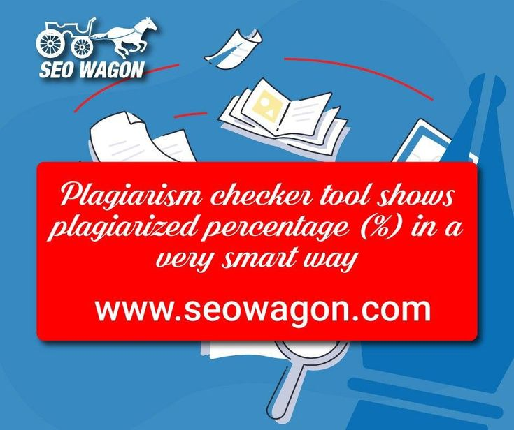 Plagiarism Checker Tool Shows Plagiarized () in a Very