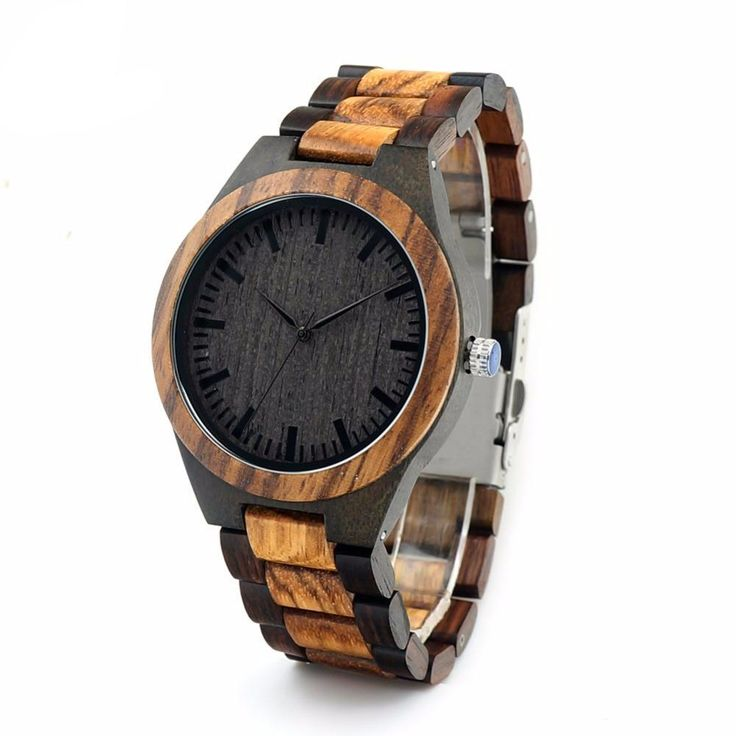 Why not try Ebony Zebra Watch at http://9figures.co.uk/products/bobo-bird-d30-round-vintage-zebra-wood-case-men-watch-with-ebony-bamboo-wood-face-with-zebra-bamboo-wood-strap-japanese-movement?utm_campaign=social_autopilot&utm_source=pin&utm_medium=pin.