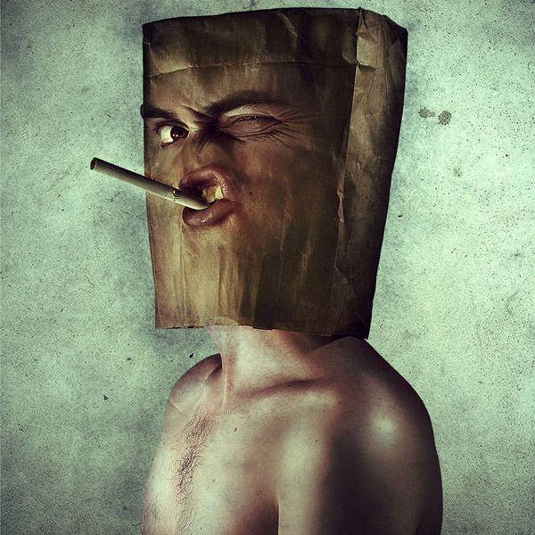 mr paper bag