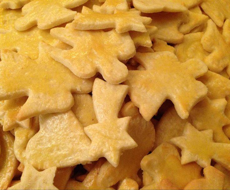 Rezept Butterplätzchen von Tante Else von sternfaenger - Rezept der Kategorie Backen süß