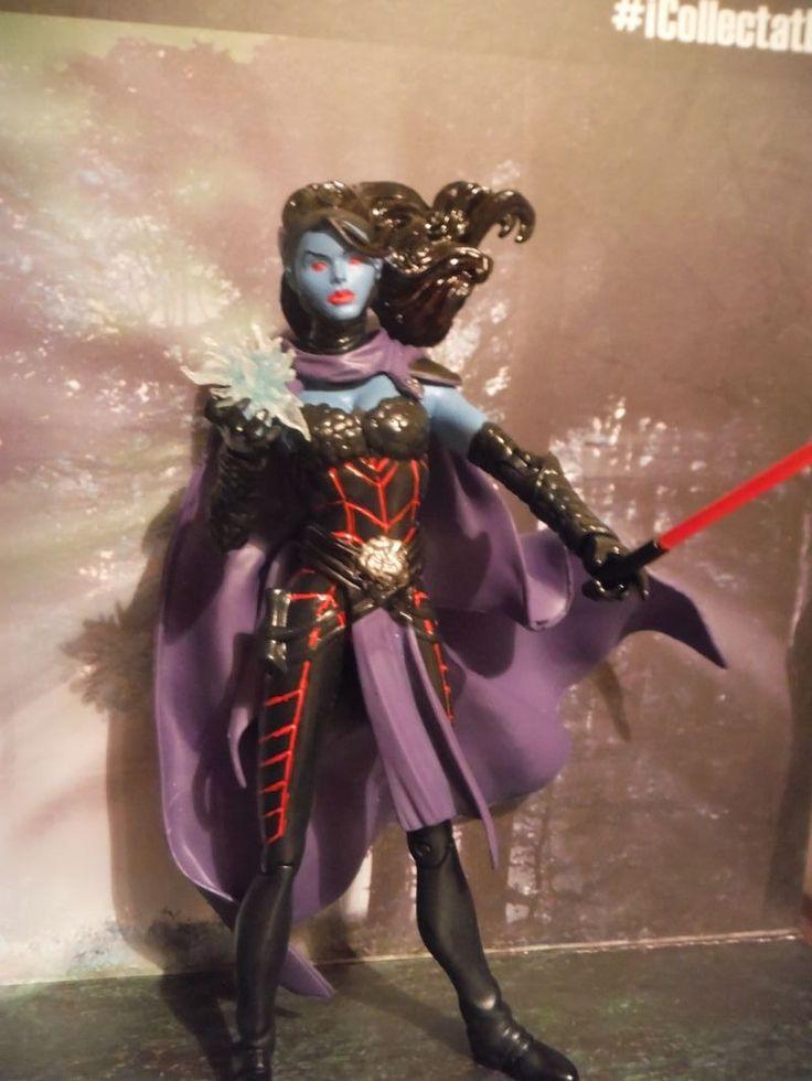 Sith Chiss (Star Wars) Custom Action Figure