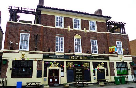 the ivy house, peckham
