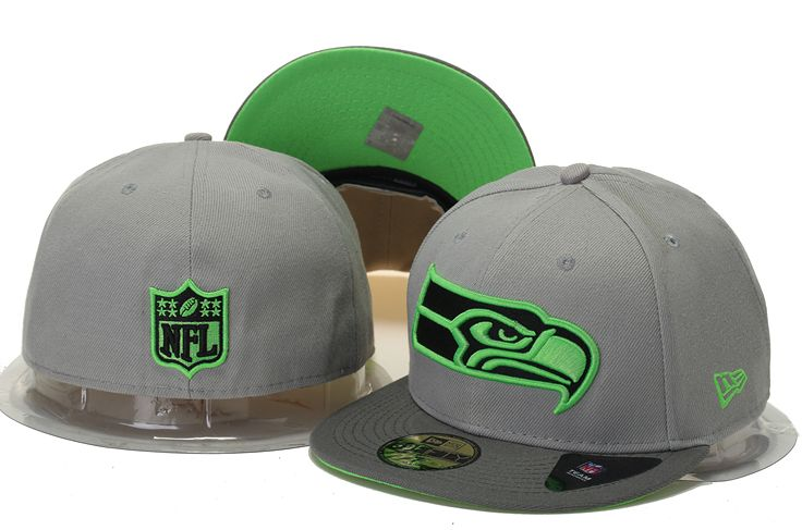 new concept 27e94 af29a ... official on field 59fifty cap blue 3ec62 aaa8a  spain seattle seahawks  new era nfl heather 2 tone 59fifty cap1only us8.90 5eb80 45227