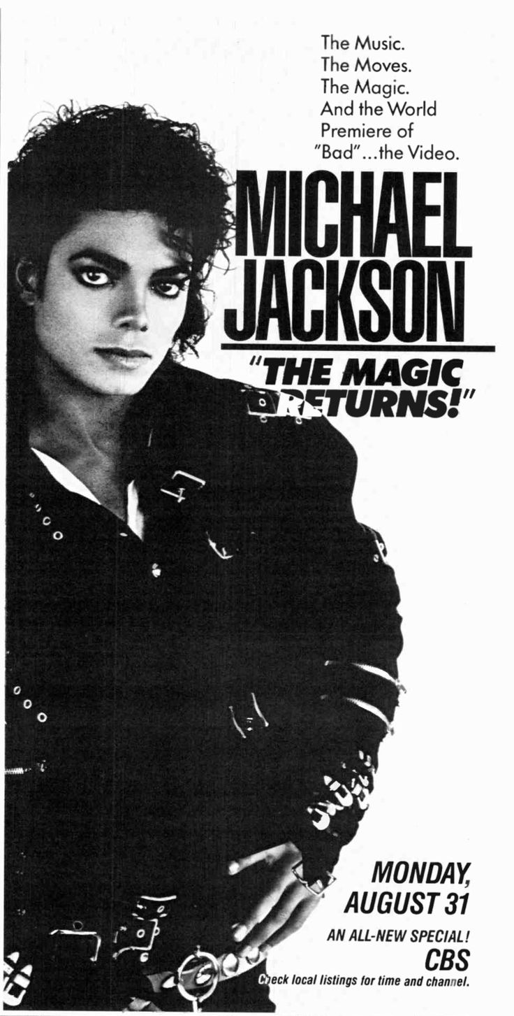 Michael Jackson S Bad 30 Years Ago The King Of Pop Hit His Prime So Why Is That Album Underrat Michael Jackson Michael Jackson Bad Era Michael Jackson Bad
