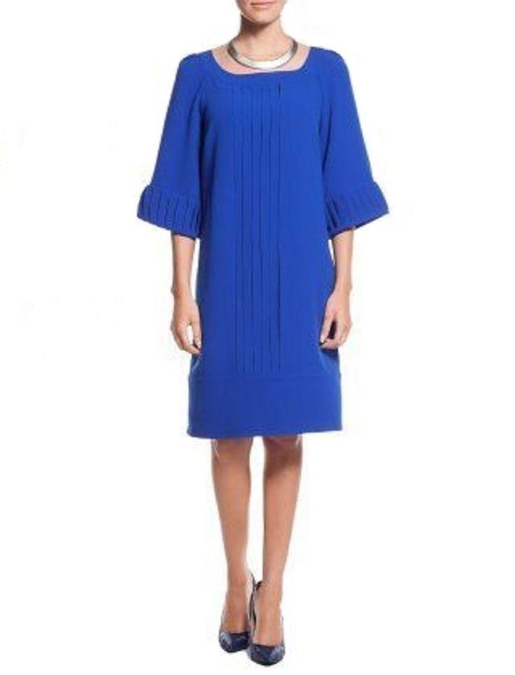 Sale/Royalblau Kleid/Designer Kleid/Cocktailkleid/elegante Vintage Kleid/Größe36 in Kleidung & Accessoires, Damenmode, Kleider   eBay