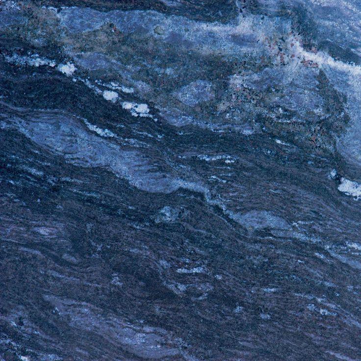 Dynamic Blue granite countertop by MSI Stone