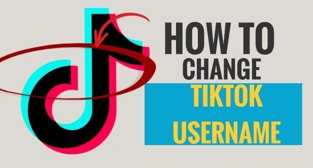 How To Change Tiktok Username 5 Simple Steps My Media Social Change Cool Names Username