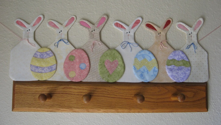 Even More Bunnies!  ~  Simply Sewn by Yvonne
