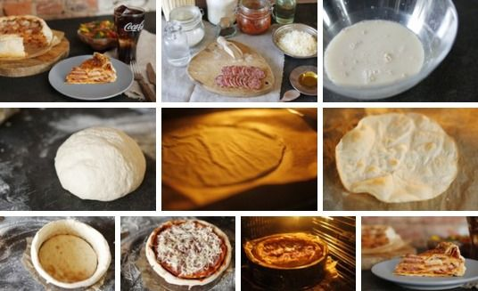 Пицца-кейк