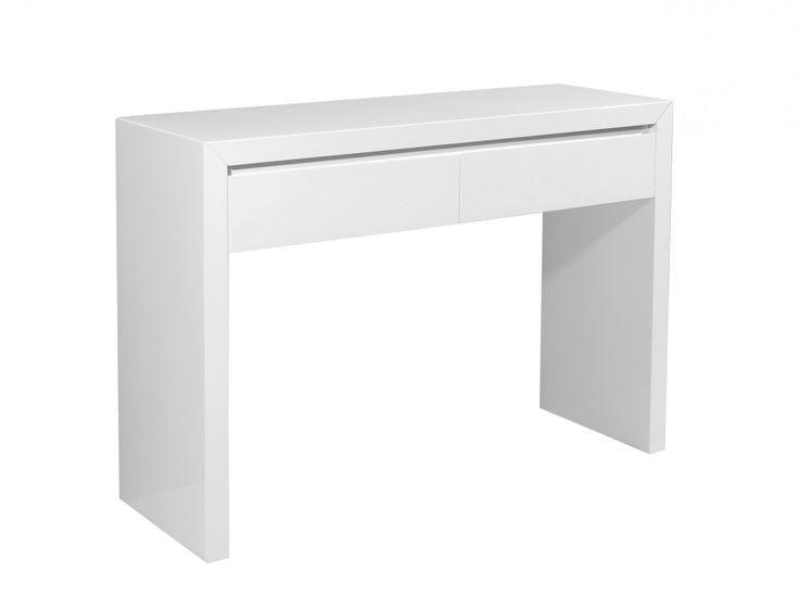 FIGARO Sminkbord Vit i gruppen Inomhus / Kontor / Skrivbord hos Furniturebox (100-55-70100)