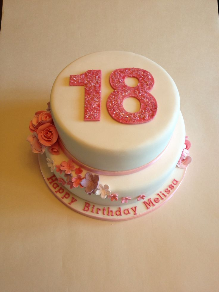 Birthday Cake Images Glitter : 32 Best images about Birthday cakes on Pinterest Pink ...