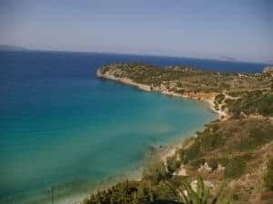 Istron Bay CreteCretan Beaches