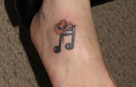 Country Tattoos For Girls