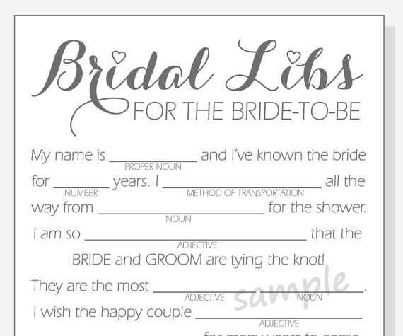 image about Funny Mad Libs Printable identified as Marriage Vow Insane Libs Free of charge Printable