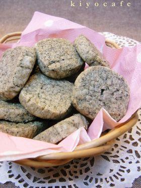 「フードプロセッサーで簡単 胡麻クッキー」kiyocafe | お菓子・パンのレシピや作り方【corecle*コレクル】