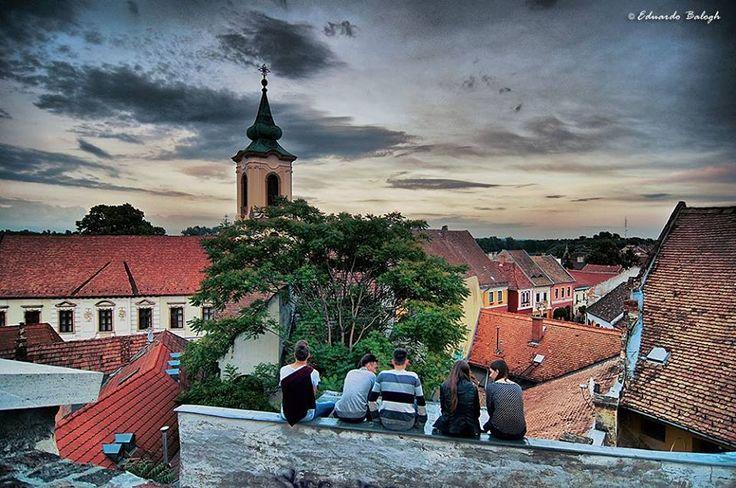 A Dunakanyar gyöngyszeme - Szentendre - Dunántúl - Hungary fotó Balogh Eduardo