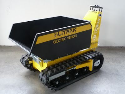 Electric Tracked Carriers DC-Trak 450 H1