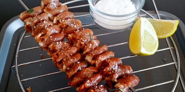 Chicken-Heart-BBQ-coracao-de-galinha