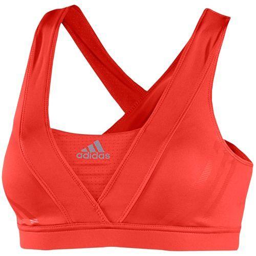 adidas medium support techfit climacool molded cup sports bra nz
