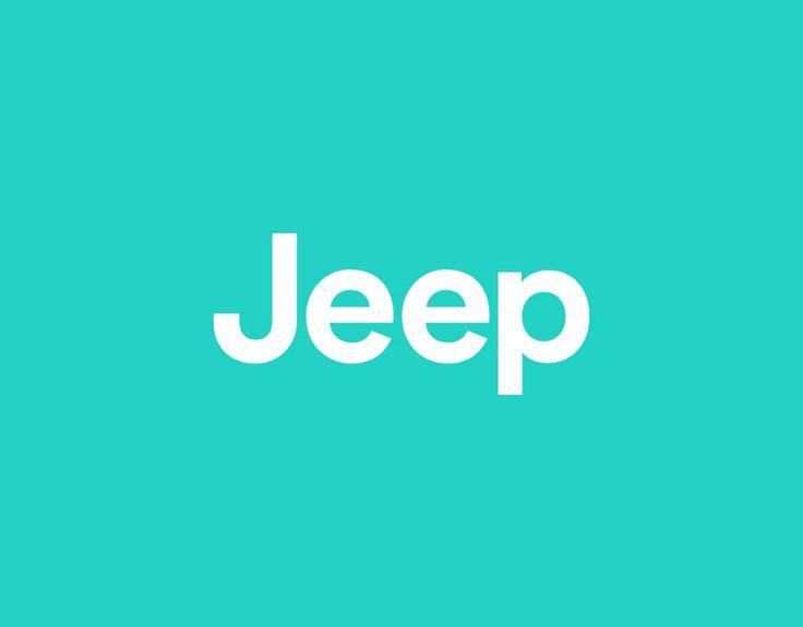 """다음 @Behance 프로젝트 확인: """"Jeep Visual Identity Concept Redesign"""" https://www.behance.net/gallery/40334275/Jeep-Visual-Identity-Concept-Redesign"""