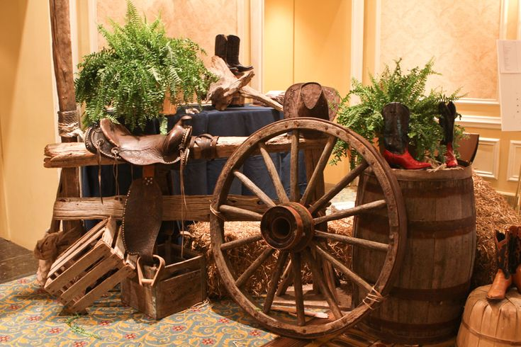hoedown decorations | The Wellspring Henderson Hoedown | 5th Element Events