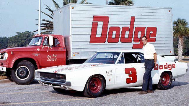 Remembering Ray Fox, legendary NASCAR owner and mechanic. 1916-2014.   #OLDSCHOOLNASCAR