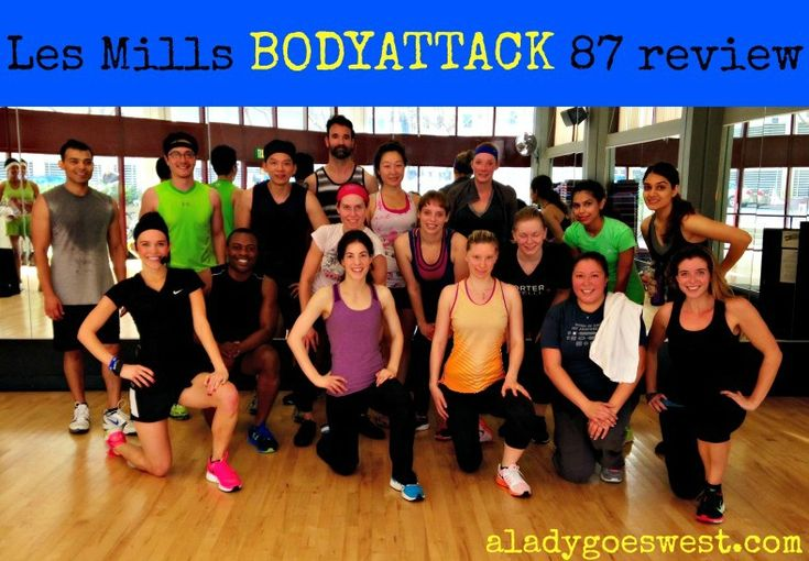 Les Mills BODYATTACK 87 class review via A Lady Goes West @LesMillsUS @LesMills #fitness #onetribe http://aladygoeswest.com/2015/02/10/les-mills-bodyattack-87-class-review/