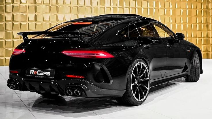 BRABUS 800 (2020) MercedesAMG GT 63 S Wild Four Door