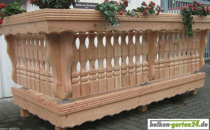 pin von balkon auf balkongel nder holz pinterest. Black Bedroom Furniture Sets. Home Design Ideas
