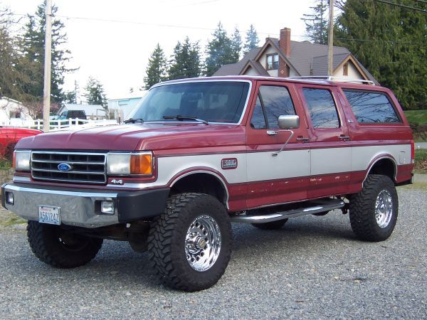 1989 Ford F250 Diesel 12 best ideas about Ford Bronco Centurion on Pinterest ...
