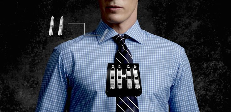 Luxury Collar Stays, shirt collar bone, Collar stiffners, | The collaterals