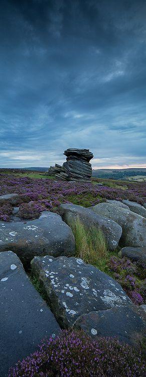 Mam Tor, Peak District, England by RichardHurstPhotography