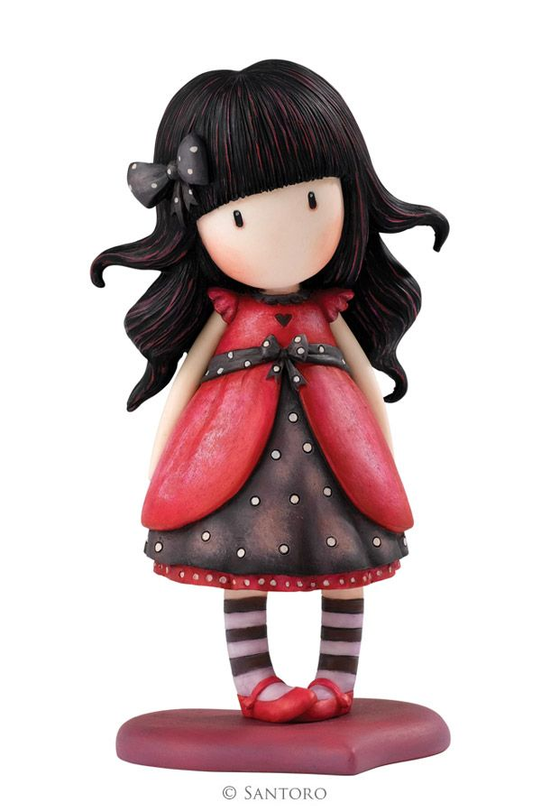 Κούκλα Santoro gorjuss μεσαία - Ladybird A26925 www.symplegma.gr http://www.symplegma.gr/products/details/21434#.VRzvLPmsWVs