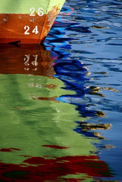 Reflet by Françoise Lefreve