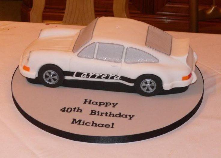 10 best Car cakes images on Pinterest Car cakes Car cake tutorial