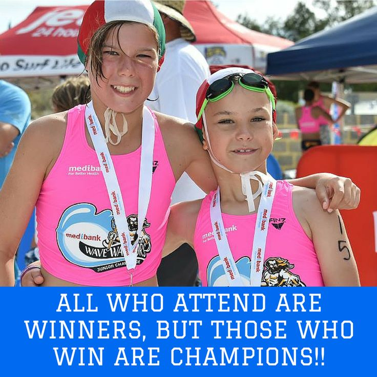 Do you want to become an ironman or ironwoman star of the future? Medibank Wave Warriors is where it all starts! At our events, the aim is to ensure everyone has a great time. All of those who attend are winners, those who win are champions! Learn how Medibank Wave Warriors can help you be a winner - and a champion! Visit our website for more information: http://bit.ly/wavewarriors #medibankwavewarriors #wavewarriorsaus #wavewarriors #GenBetter #surflifesaving #medibank